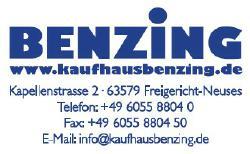 Kaufhaus Benzing