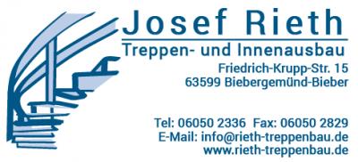 Josef Rieth - Treppen- und Innenausbau